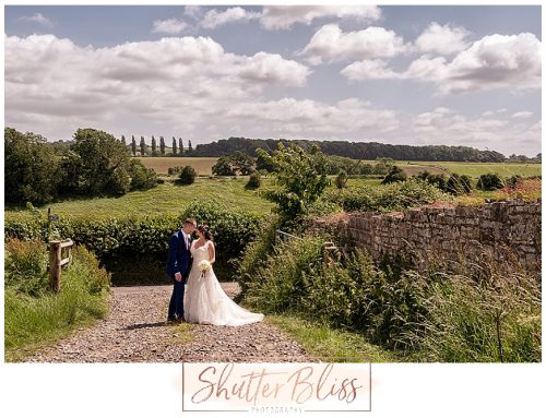 Michelle & Aaron at Priston Mill