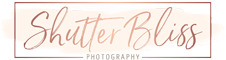 Shutter Bliss Photography Logo