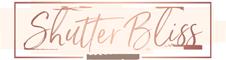 Shutter Bliss Photography Logo