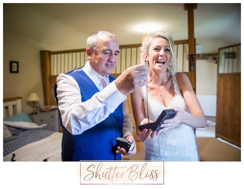 Greenway Farm Wedding Photographer CSB03