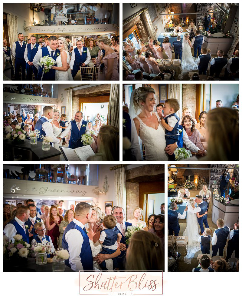 Greenway Farm Wedding Photographer CSB10