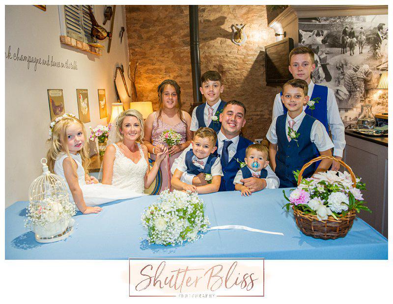 Greenway Farm Wedding Photographer CSB12
