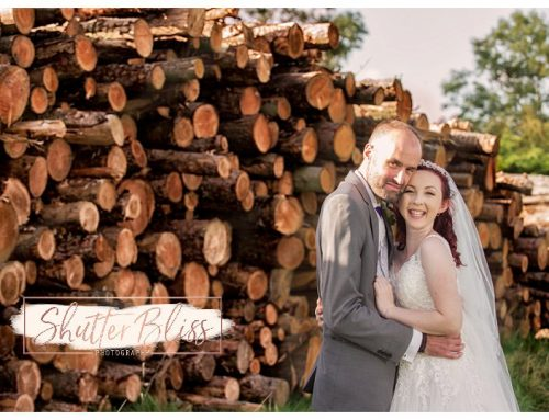 Rhianne & Ian at Batch Country House Hotel